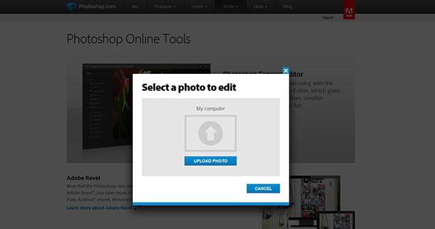 Adobe Photoshop Express, alternative gratuite à Photoshop