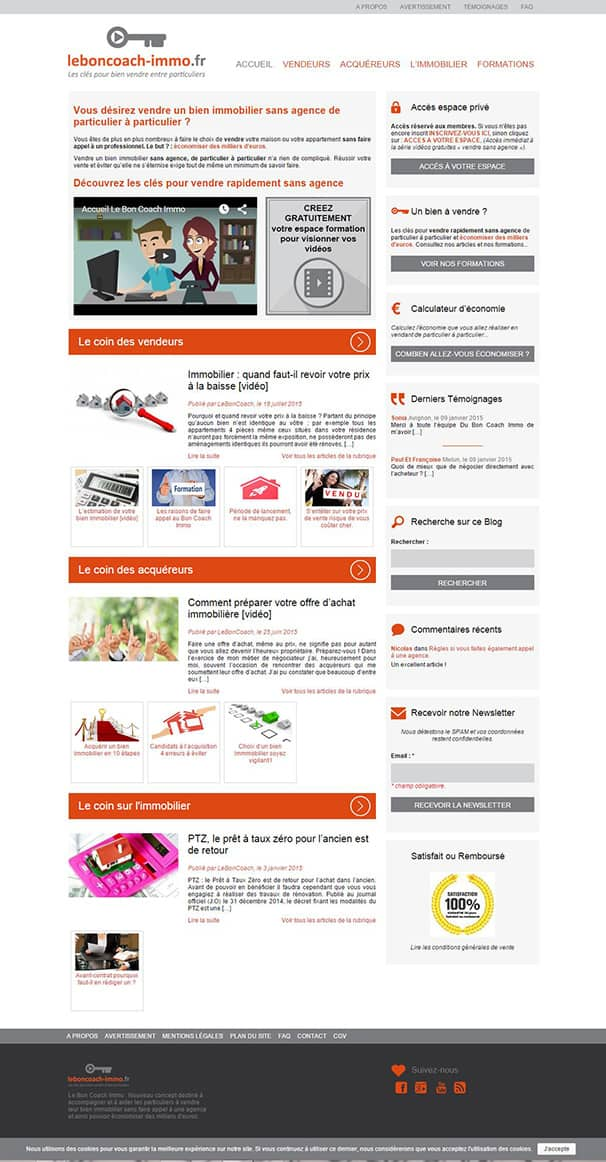 leboncoach-immo-theme-wordpress