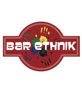 Création logo pour le bar ethnik