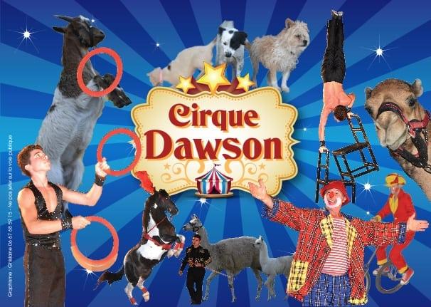 verso flyer cirque dawson